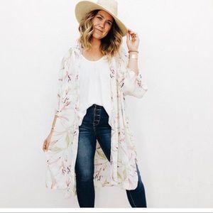 "Carly Jean Los Angeles (CJLA) ""Imogen"" kimono"
